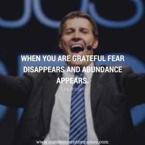 Anthony robbins quotes 2018