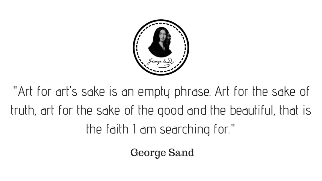 Top 25 George Sand Quotes |Motivational & Success quotes | Successmentorquotes